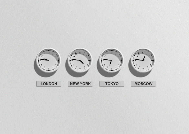 Summer 2020 International Center Hours