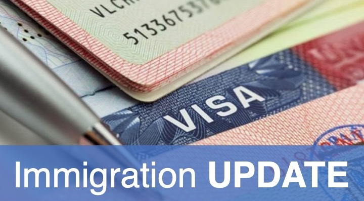 Immigration Update